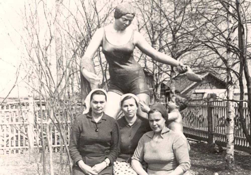Уемская больница 1960-е гг