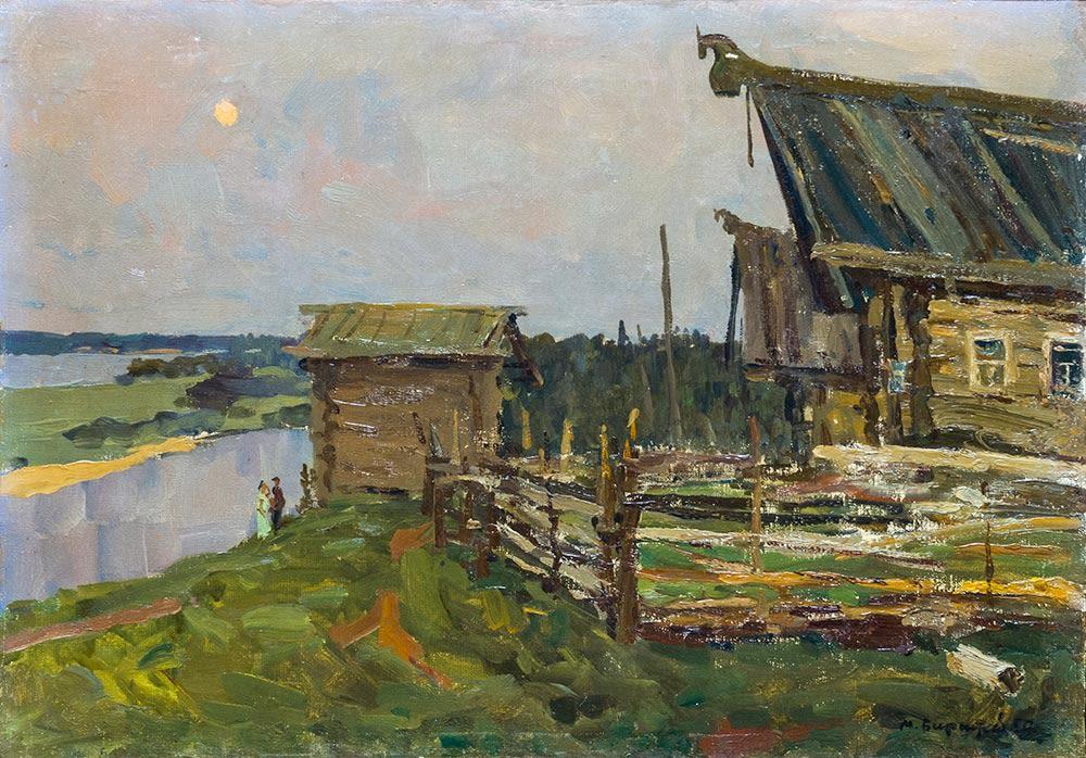 4_Бирштейн Макс Лешуконское 1963