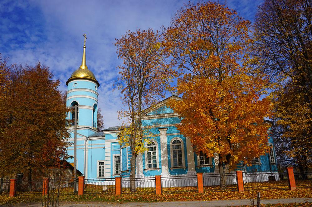 Куда исчезла икона Казанской Божией Матери? DSC04098.jpg