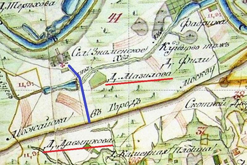 Более 50-ти лет московская улица существовала без названия. Рассказываю почему 1790.jpg