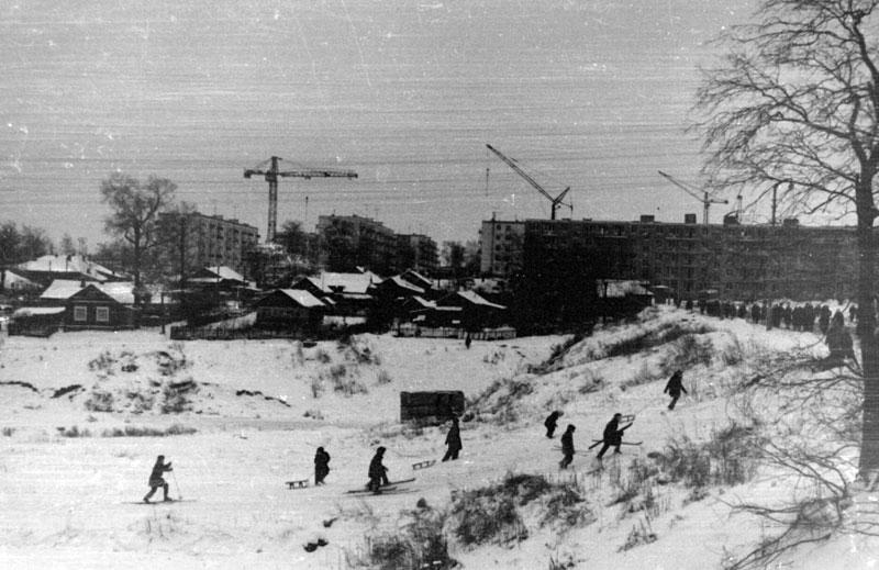 Более 50-ти лет московская улица существовала без названия. Рассказываю почему 1963.jpg