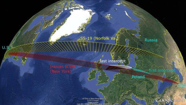 Противоракетная оборона в Европе