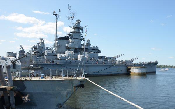 """Battleship Cove: линкор """"Массачусетс"""""""