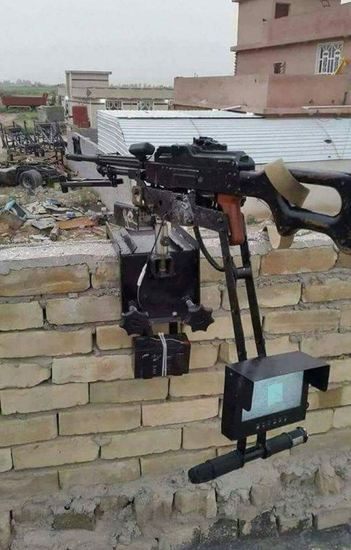 Сумрачный сирийский гений