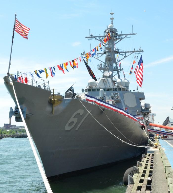 Эсминец USS Ramage