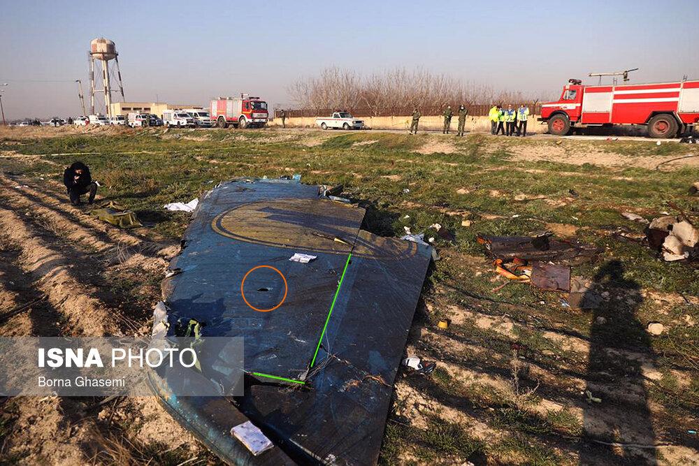 Катастрофа украинского Боинга под Тегераном