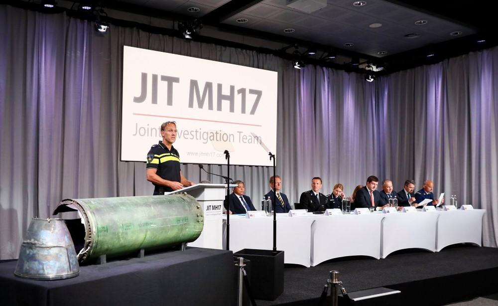 Развязка истории с фрагментами зенитной ракеты с места крушения малайзийского