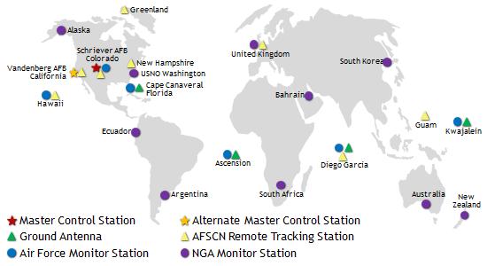 Россия пригрозила США с сегодняшнего дня отключить 11 станций GPS - Цензор.НЕТ 5325