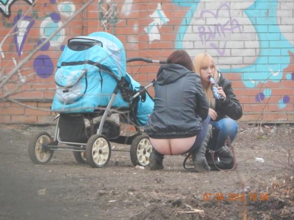 Фото мамаш с детьми в