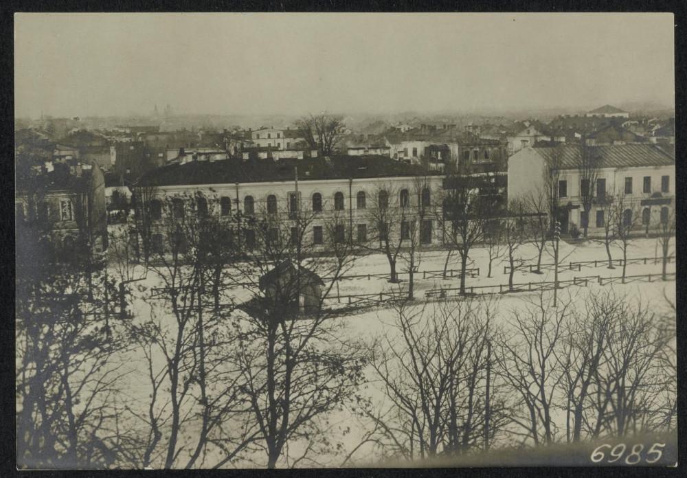Подписание документов о перемирии, 3 марта 1918 года, Брест–Литовск