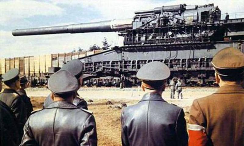 ТОП-15 образцов немецкого супероружия Второй Мировой войны