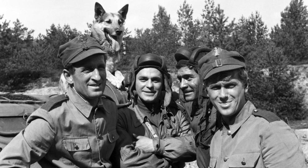 «Четыре танкиста и собака»: самый добрый фильм о войне