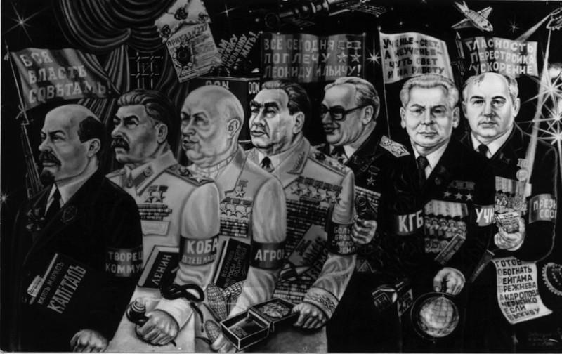 Какие прозвища были у вождей СССР: Кто такой гуталин, лимонадный Джо, ювелир и другие
