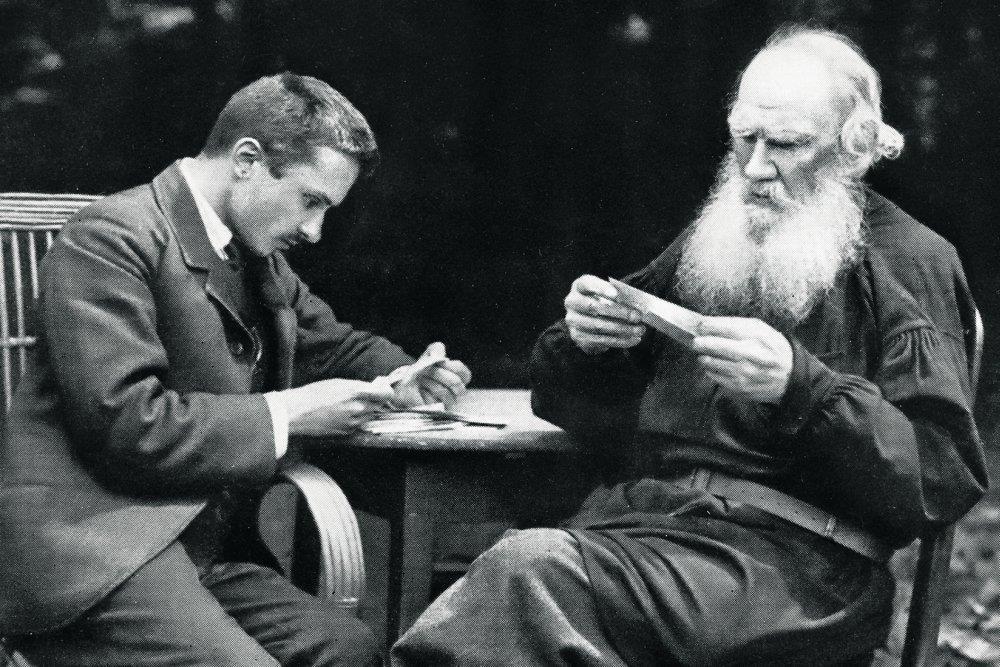 Булгаков и Толстой