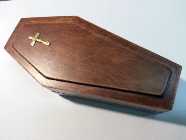 closed MHAT coffin