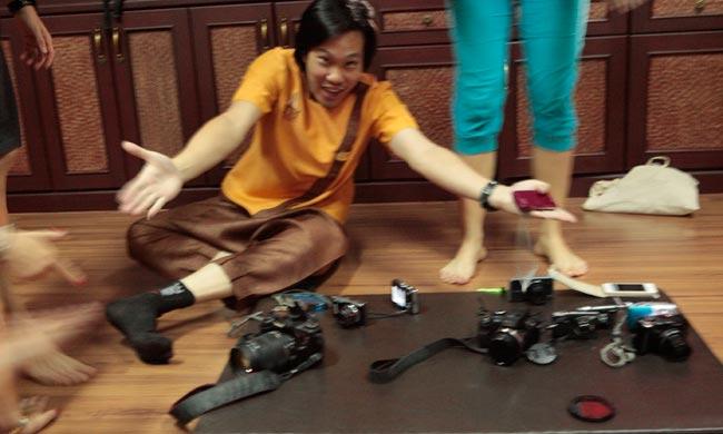 Школа тайского массажа глазами и руками очевидца