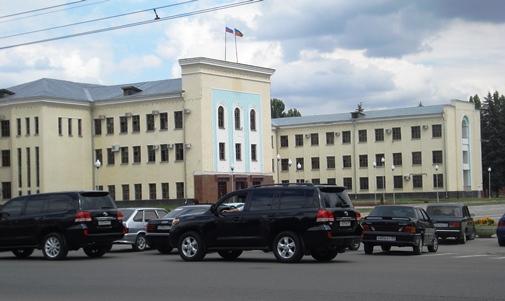 Черкесск - Дом Советов
