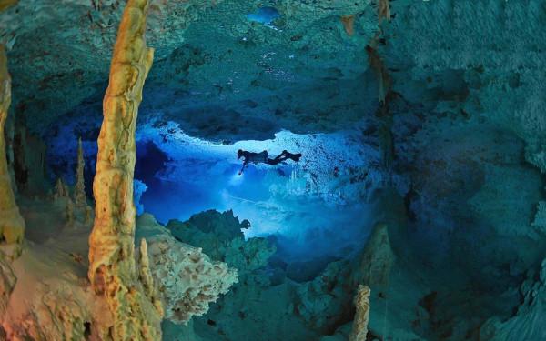 1-Красивые подводные фото дайверов