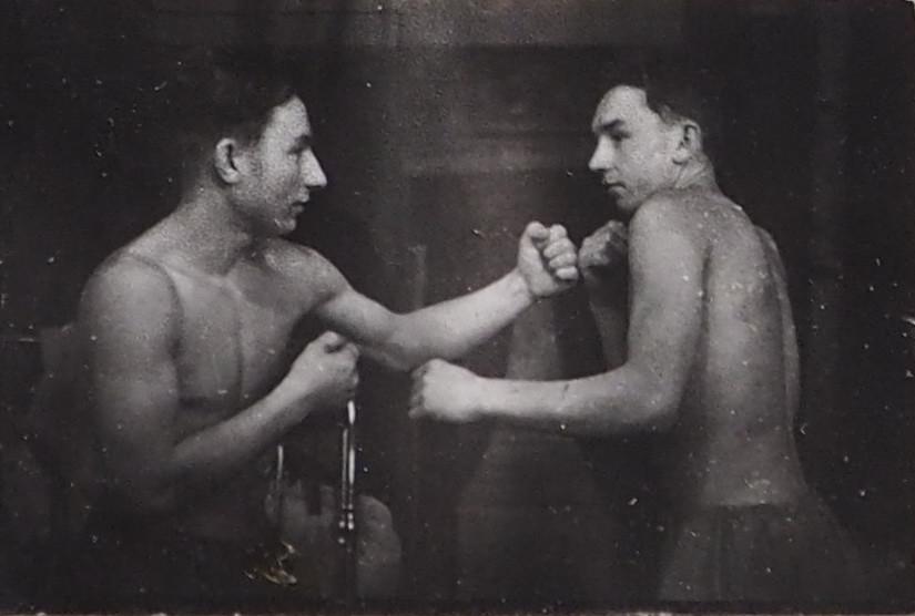 Бокс после войны