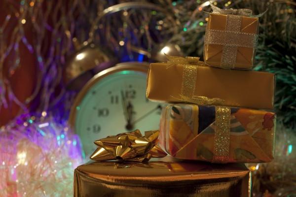 подарки новогодние