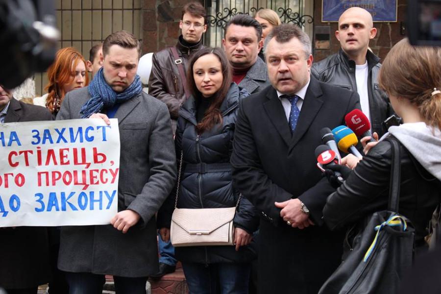 Пів сотні адвокатів виступили за поліпшення умов утримання арештантів