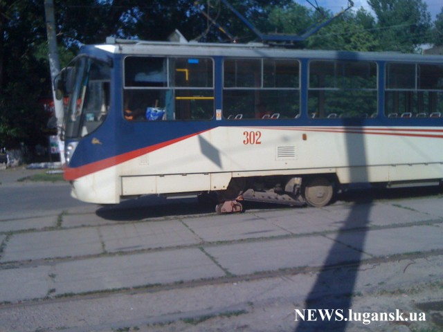 Трамвай-инвалид