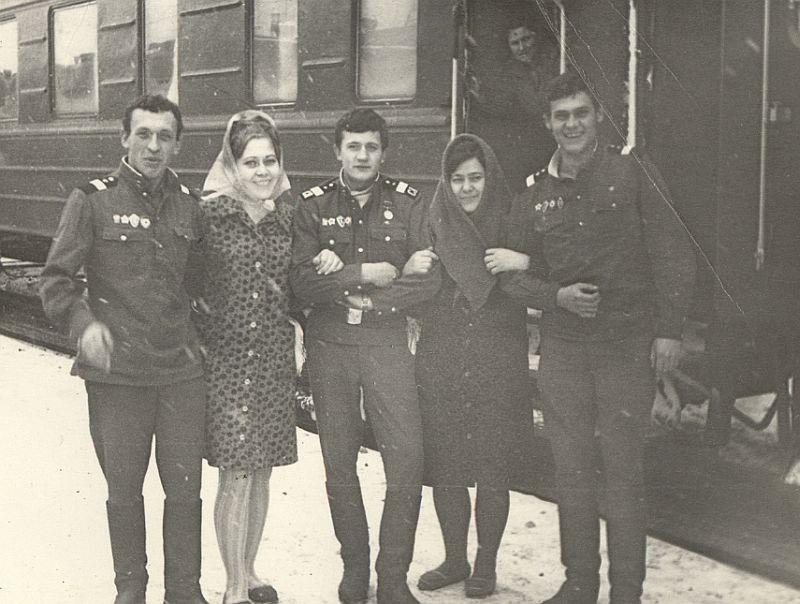 1971. Padomju armija. Sibirija 04