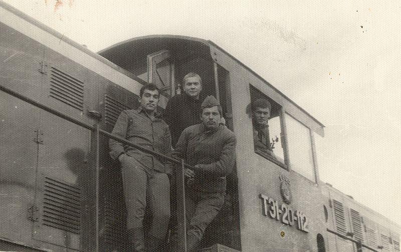 1971. Padomju armija. Sibirija 02