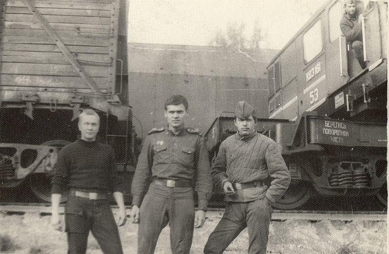 1971. Padomju armija. Sibirija 03