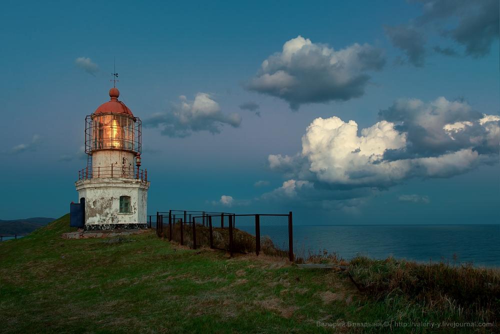 маяк бузулук фото приморье пост для пикабу