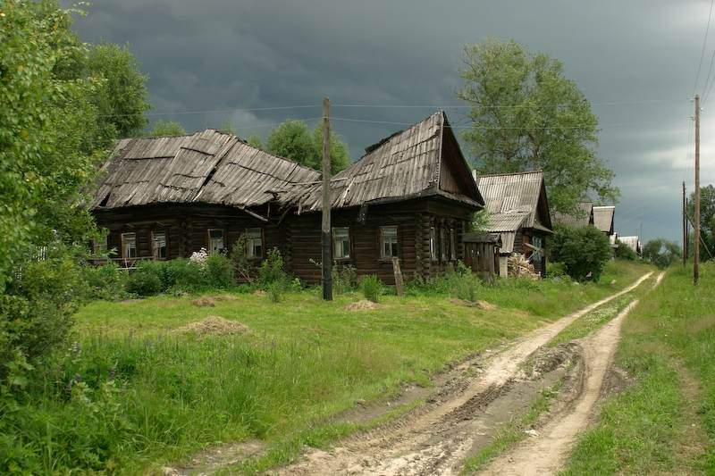 В России – везде жопа?