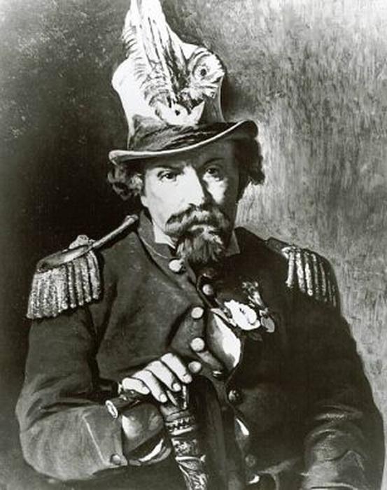 Император США, сам Джошуа Нортон