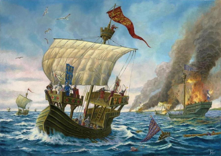 Вилли Длинный Меч – умелый полководец бесславного короля Джона Безземельного