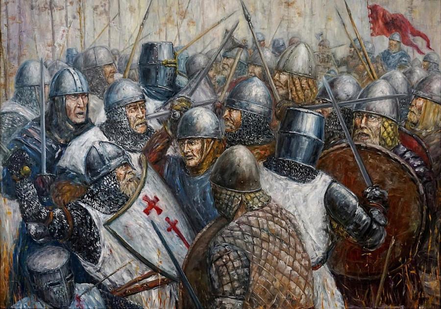 Прибалтийские делишки. Как Рижский архиепископ с Ливонским орденом руками Литвы воевал