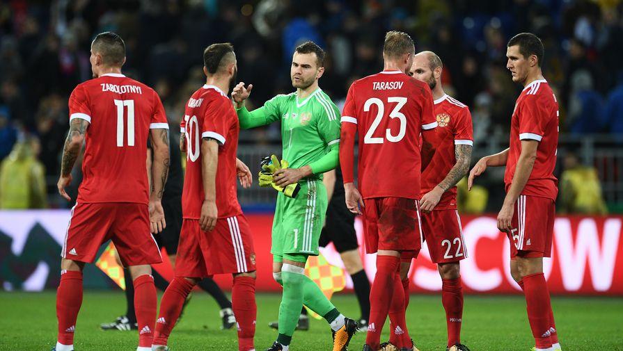 Очередной позор Черчесова и его футбольной недокоманды
