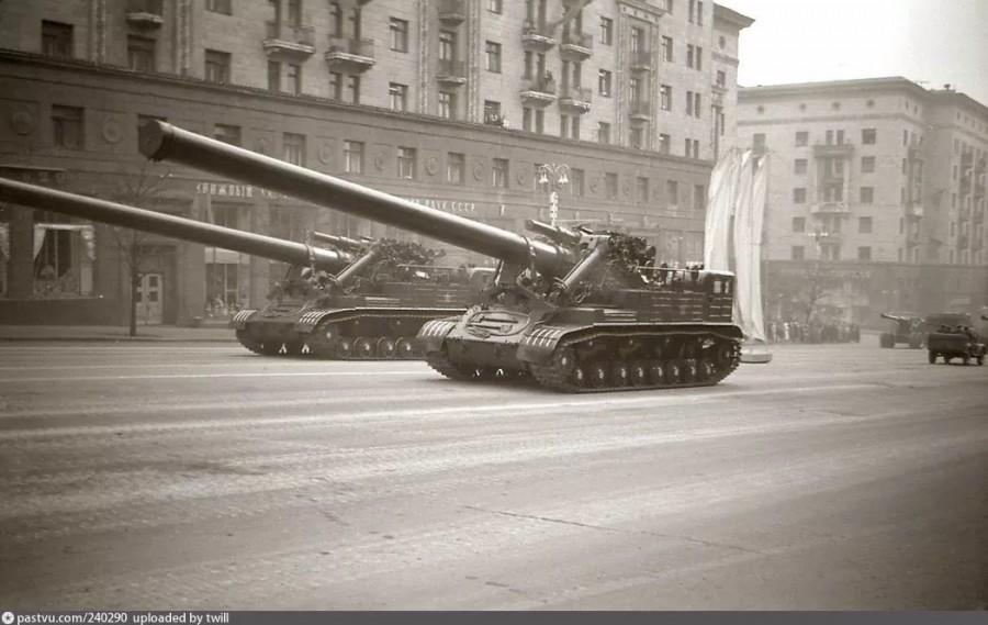 Самые большие советские «Конденсаторы»