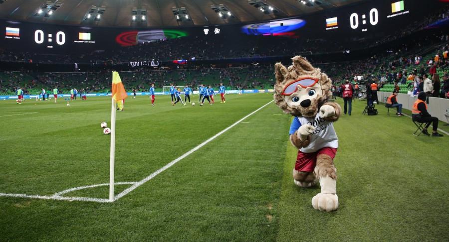 Сложности семейной жизни во время футбольного чемпионата мира