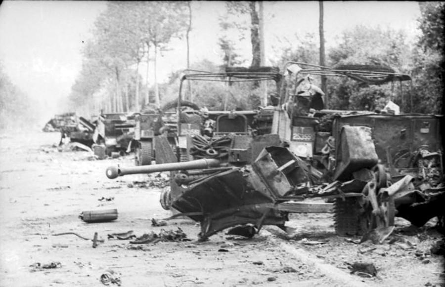 Сказка о «Тигре» и его танкисте Виттмане и сермяжная правда войны