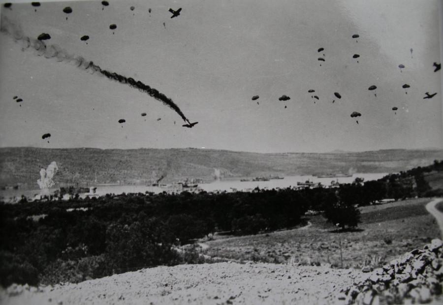 Воздушный десант, принесший немцам успех и стоивший им почти всех ВДВ