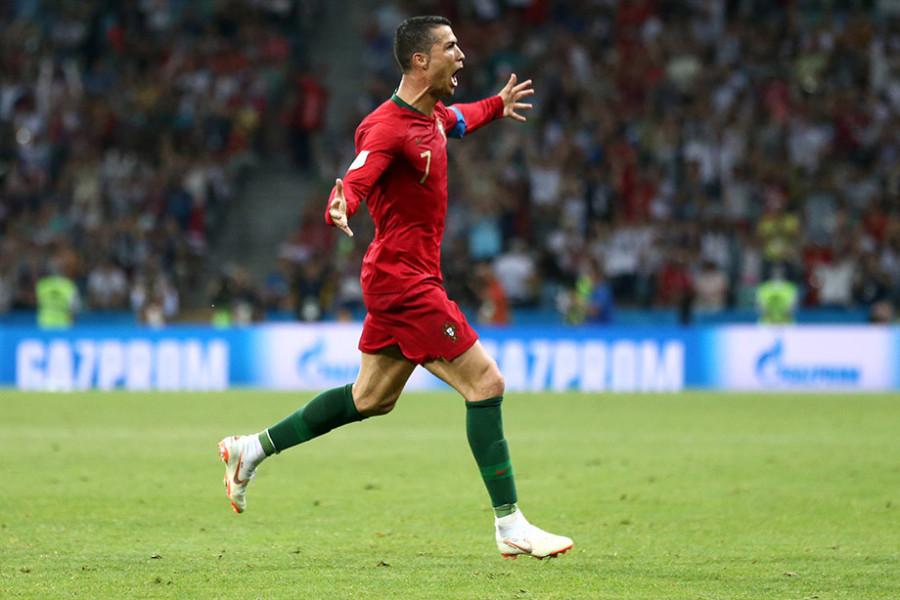 Вот как надо играть в футбол! Португалия – Испания 3:3 и пока лучший матч ЧМ 2018