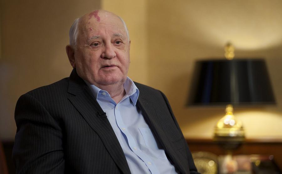 Будь как Горбачев, накажи Пенсионный фонд России