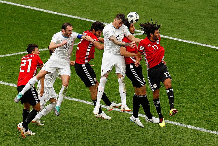Почему Египет – Уругвай 0:1 – опасный знак для сборной России