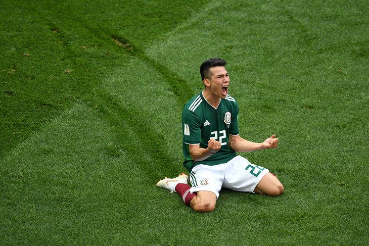 Первая большая сенсация ЧМ 2018 – Мексика обыграла Германию