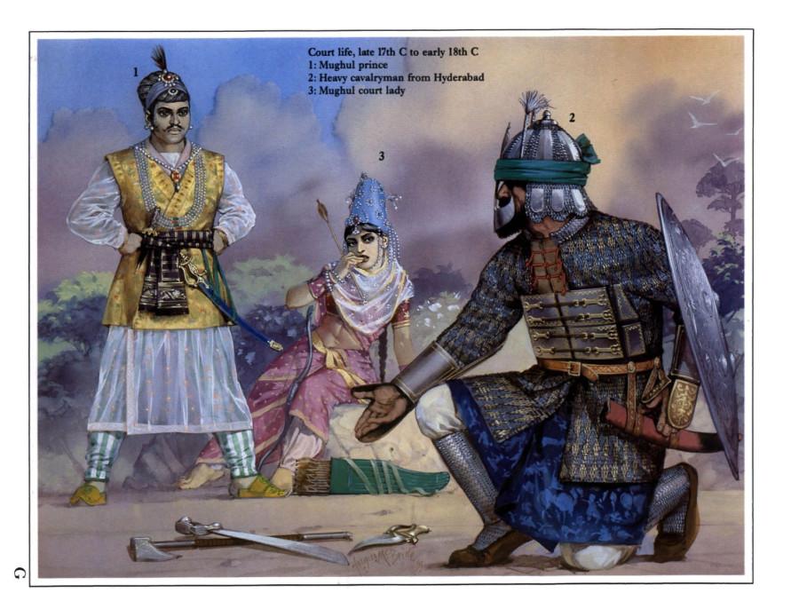 Как мусульманский полководец индийскую принцессу обдурил