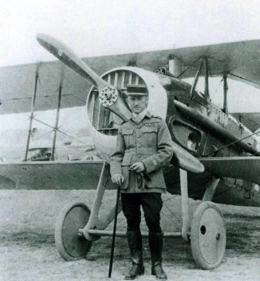 Удивительная судьба героя летчика Павла Аргеева, ставшего Полем д'Аржерофф