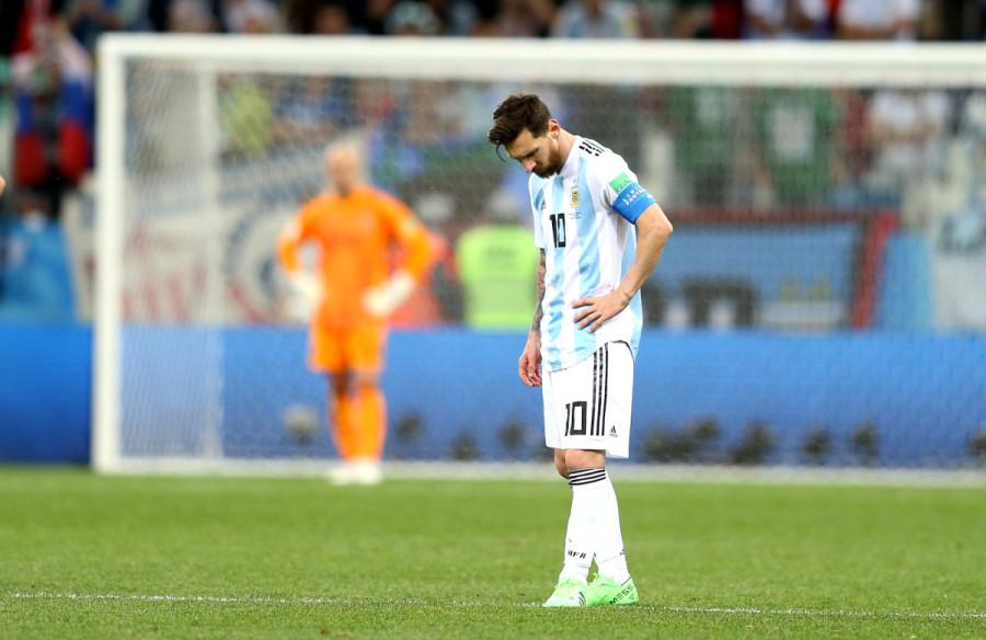 Прощание с Аргентиной. Хорваты разгромили Месси и его команду 3:0