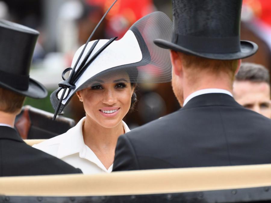 Сумасшедшие шляпки Royal Ascot