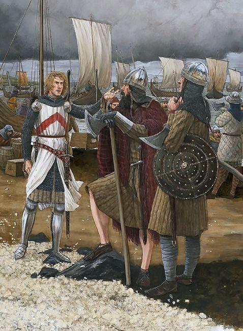 Кому герой и освободитель, а кому бандит и разоритель. Король Роберт Брюс в Ирландии