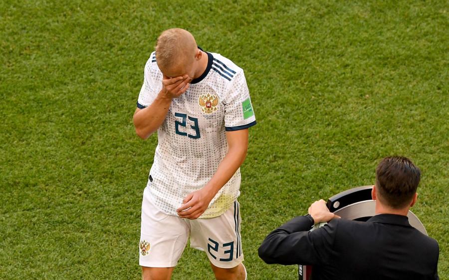 Пошли в атаку и получили разгром. Россия – Уругвай 0:3
