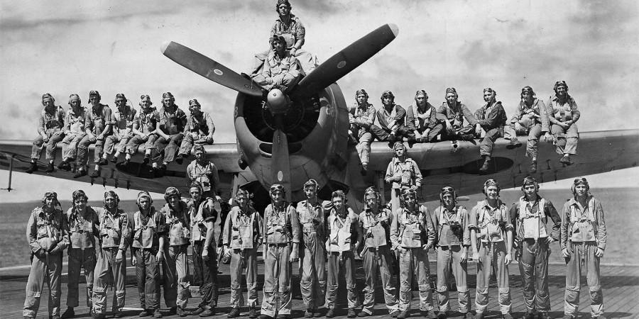 Американские авианосцы, которые моряки назвали Двухторпедная Огнеопасная Уязвимая Дешевка